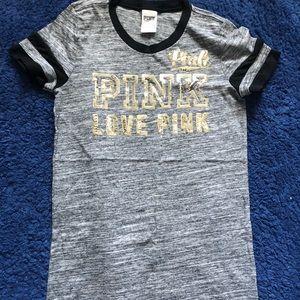 PINK bling shirt